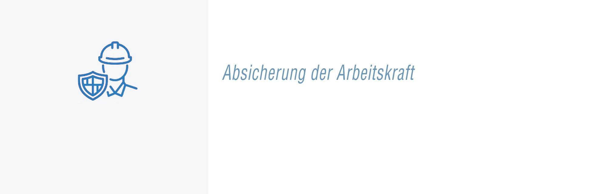 Arbeitskraftabsicherung genossenschaft berlin