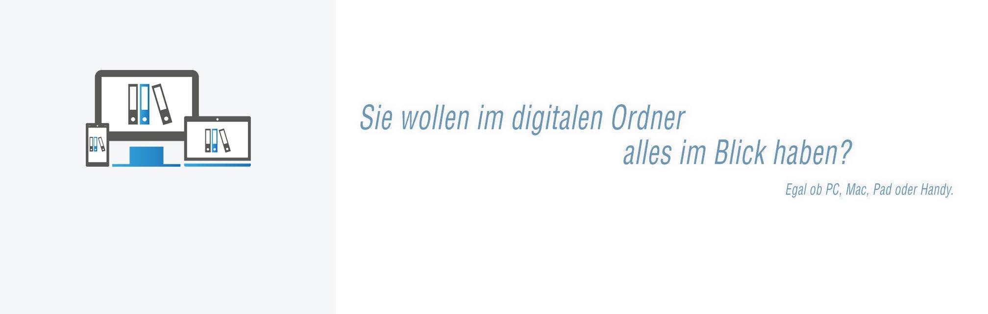 digitaler Ordner Verbraucher Genossenschaft eG Berlin
