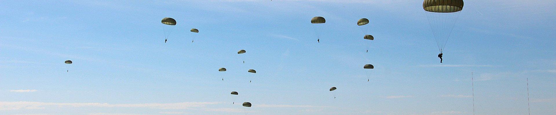 Bundesheer Fallschirm Versicherung BestensVersichert.at