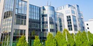 moderne Bürogebäude in Deutschland - München