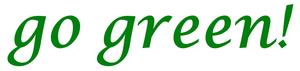 go green - wie nachhaltig sind Deine Finanzen und Versicherungen?