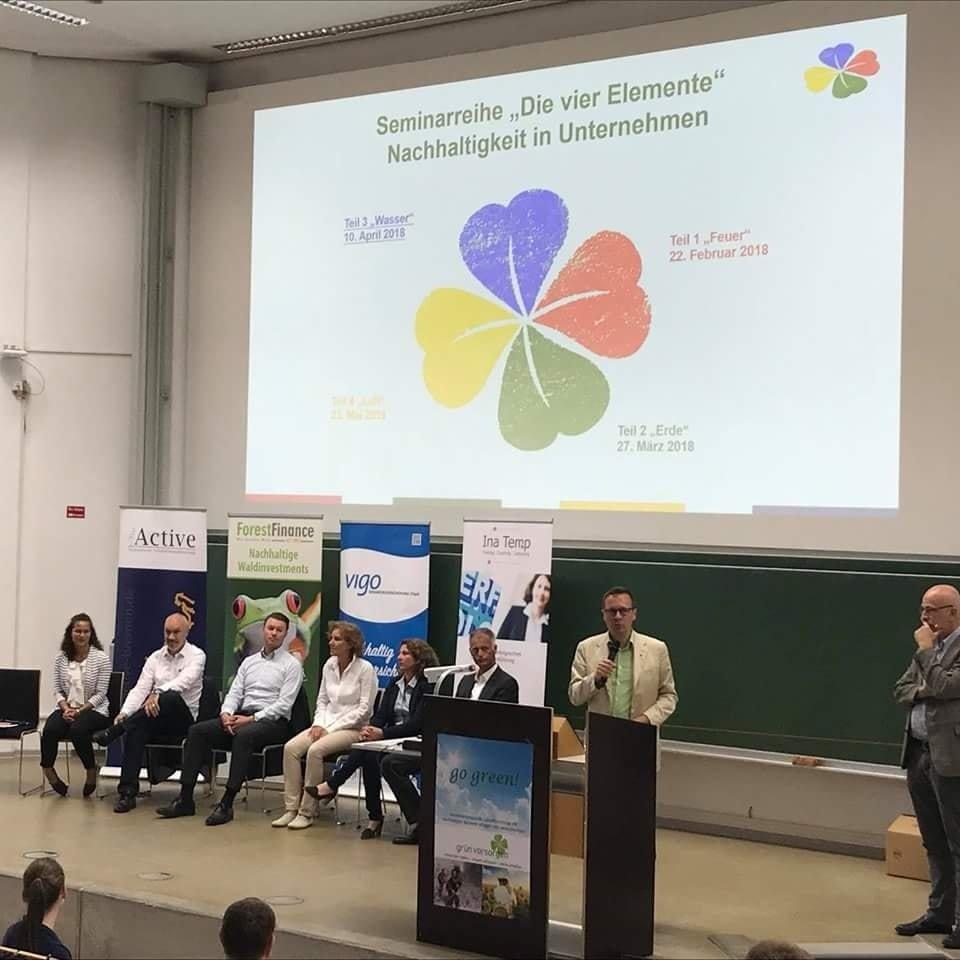 Bremen Green Business Conceps Nachhaltiges Unternehmertum an der Universität Bremen