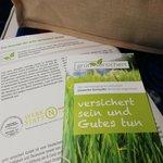 Versicherungsmakler Bremen - grün vorsorgen meets grün versichert - nachhaltige Versicherungstarife