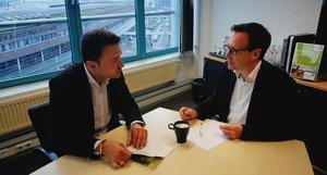 Das Gespräch zu einer nachhaltigen Geldanlage benötigt viel Wissen und Erfahrung