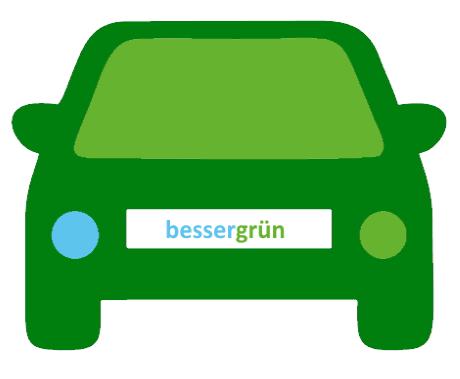 KFZ bessergrün bei grün vorsorgen Versicherungsmakler