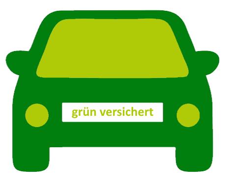 KFZ grün versichert bei grün vorsorgen Versicherungsmakler