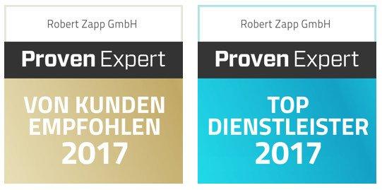 Versicherungsmakler in Lörrach von Kunden empfohlen Top Dienstleister Zapp GmbH
