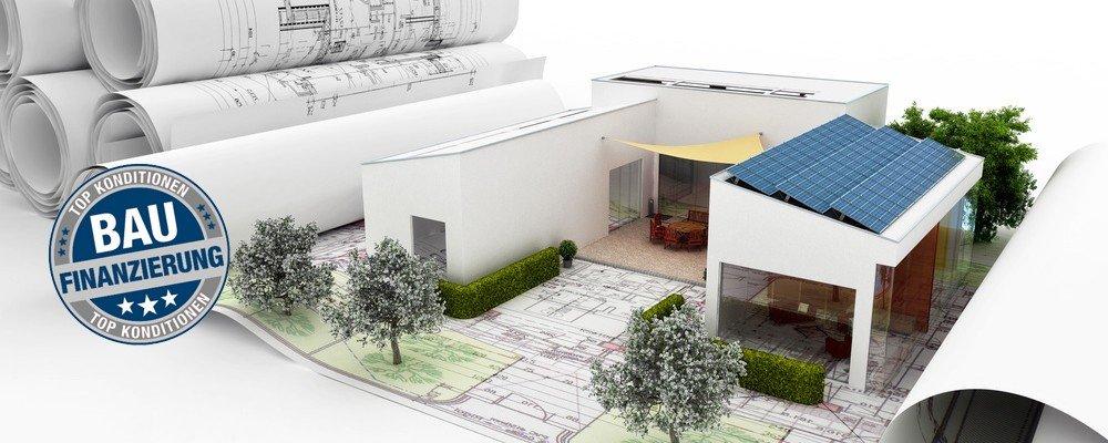 Baufinanzierung - Ihre Immobilie mit den optimalen Kreditkonditionen