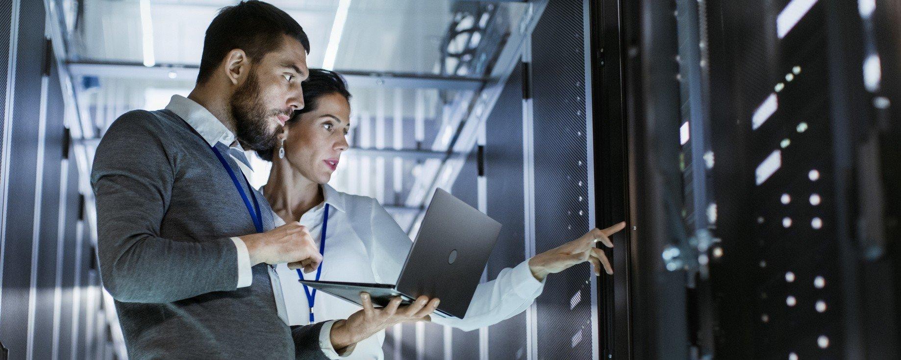 Cybersicherheit Datenschutz