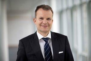 Dr. Jens Baas, Vorsitzender des Vorstands der Techniker Krankenkasse. Pressefoto der Techniker Krankenkasse zur Verwendung für redaktionelle Zwecke.