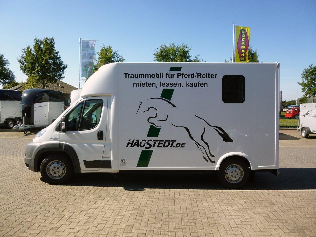 pferdetransporter leasen