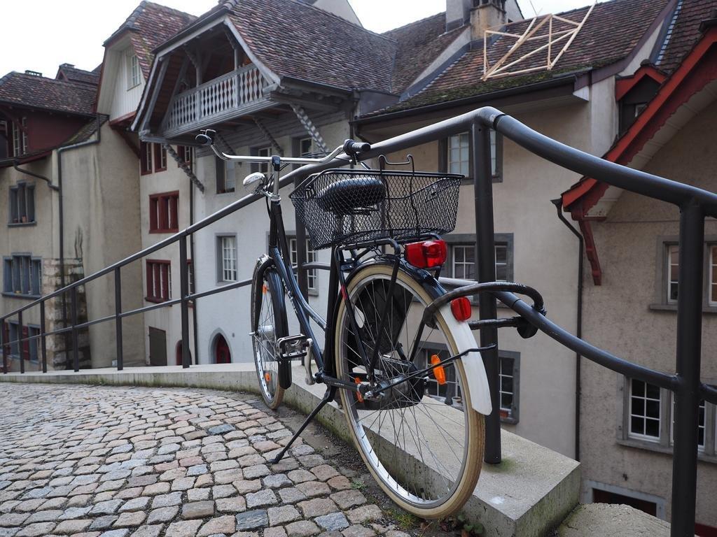 gegen Fahrraddiebstahl versichern