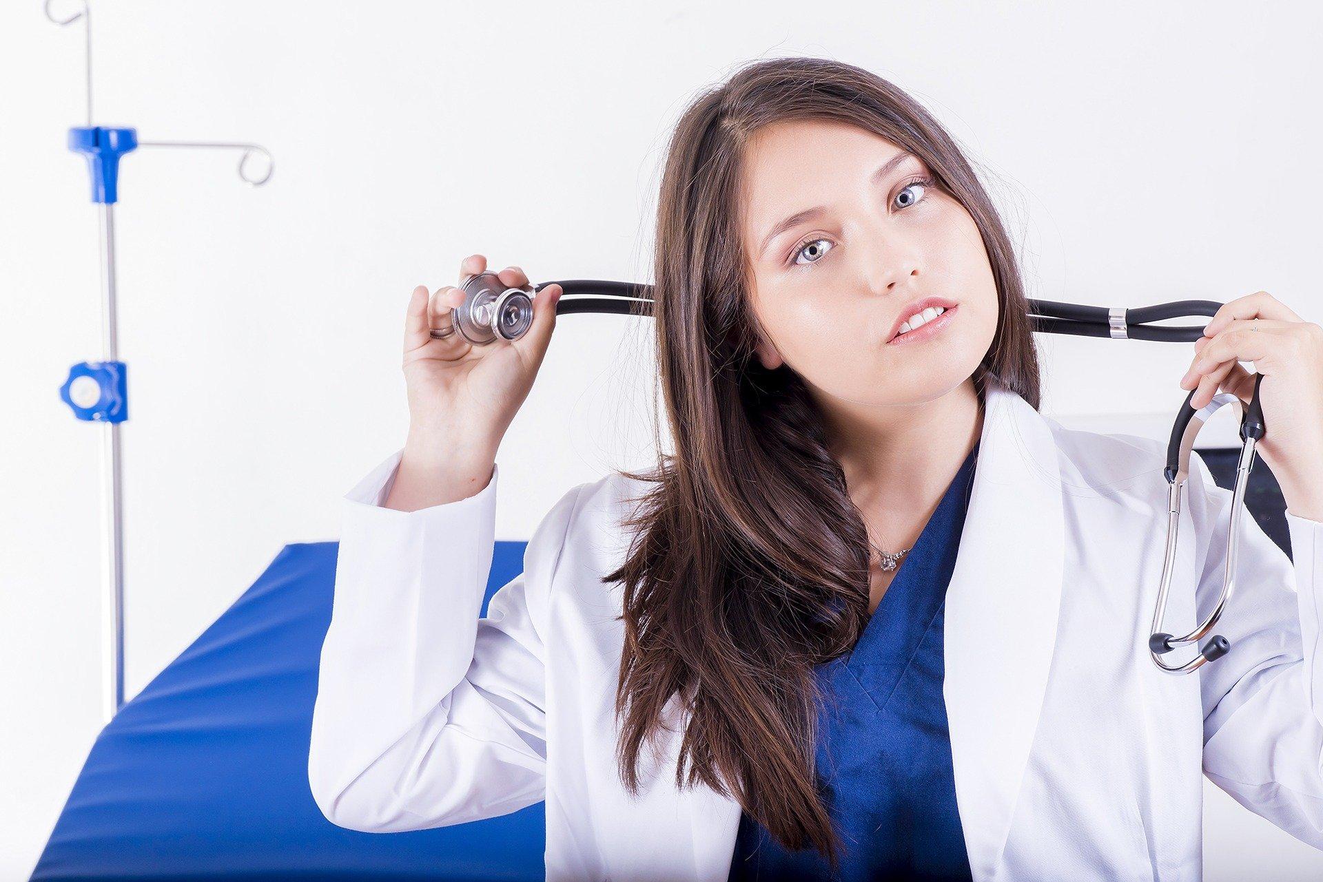 Versicherungen für Ärztinnen