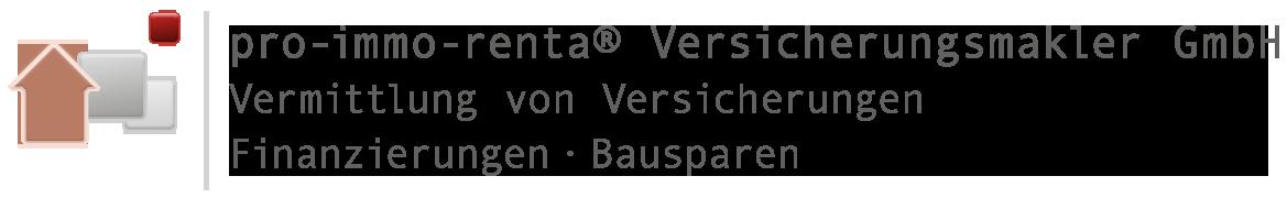 pro-immo-renta Versicherungsmakler GmbH